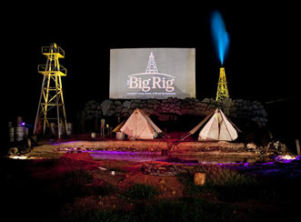 The Big Rig - Night Show